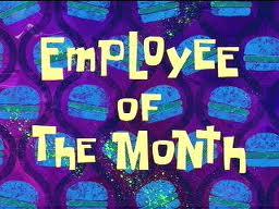 Werknemer van de maand