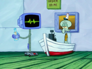 SpongeBob SquarePants Karen the Computer with Squidward
