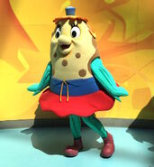 SpongeBob SquarePants - Mrs. Puff at Nickelodeon Universe