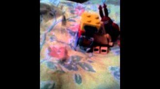 """Lego Spongebob 50 """"Spongebob is abraham"""" !Nederlands gesproken!"""