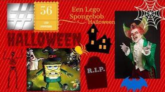 """Lego Spongebob (S2) 56 """"Een lego Spongebob Halloween'' !Nederlands gesproken!"""