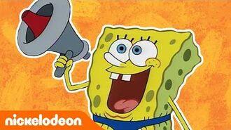 SpongeBob SquarePants - Aflevering in vijf minuten - SpongeWacht van dienst - Nickelodeon Nederlands