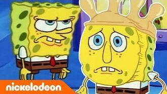 SpongeBob SquarePants - Aflevering in vijf minuten - Aan de grond - Nickelodeon Nederlands