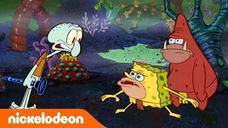 SpongeBob SquarePants Tijdreiziger Nickelodeon Nederlands
