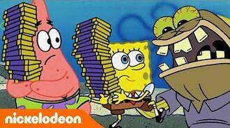 SpongeBob SquarePants - Aflevering in vijf minuten- Chocolade met noten - Nickelodeon Nederlands