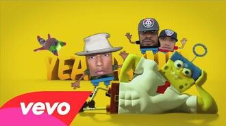 N.E.R.D. - Squeeze Me (from The Spongebob Movie Sponge Out Of Water)