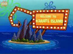Het Karate Eiland