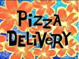 Pizzabezorging