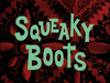 Squeaky Boots