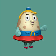 SpongeBob SquarePants - CGI Mrs. Puff (1)