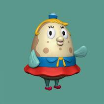 SpongeBob SquarePants - CGI Mrs. Puff (1)
