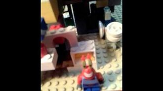 """Lego Spongebob 45 """"Het Anker van Eugene Krabs"""" !Nederlands gesproken!"""