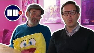 Twintig jaar SpongeBob 'Nederlandse stem inspreken zorgt voor hoofdpijn'