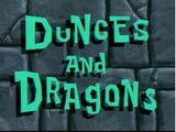 Ridder SpongeBob en de draak