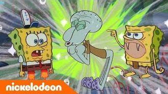SpongeBob SquarePants - Aflevering in vijf minuten- De volgende aflevering - Nickelodeon Nederlands