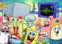 SpongeBob-main-characters