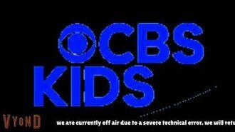 CBSkids error screen