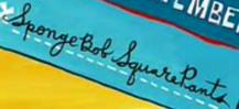 SpongeBob signature