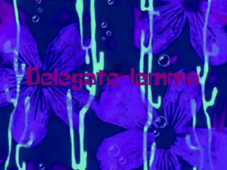 Delegate-lemma