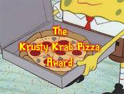 The Krusty Krab Pizza Awards