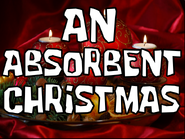 An Absorbent Christmas