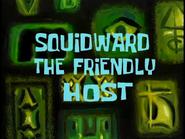 Squidward the unfriendly ghost background(original) - Copie