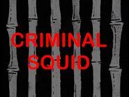 CRIMINAL sQUID