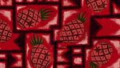 Red pineapple blank title card by hhgreggandtedfan2016-dbx39z8