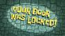 Your door was locked