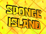 Sponge Island