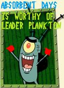 Worthy of Leader Plankton Award