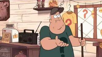 Gravity Falls Eat your own pants (HD)