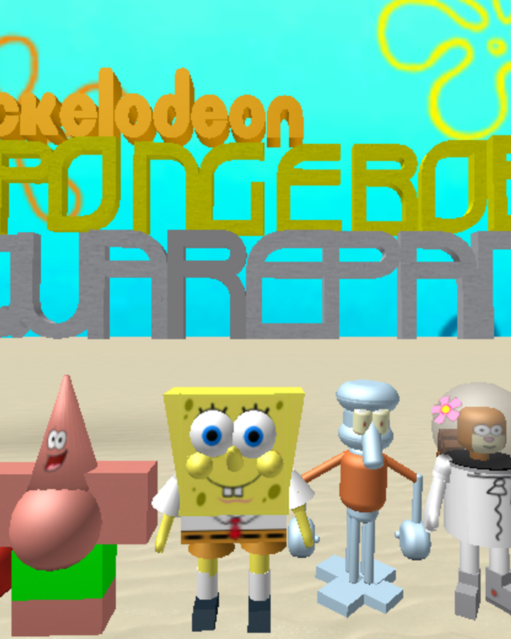 Patrick Pants Roblox Spongebob Squarepants The Roblox Series Spongebob Fanon Wiki Fandom