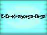 E-Er-Kraborga-Orga