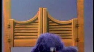 Sesame Street (Vintage) - Grover Around-1