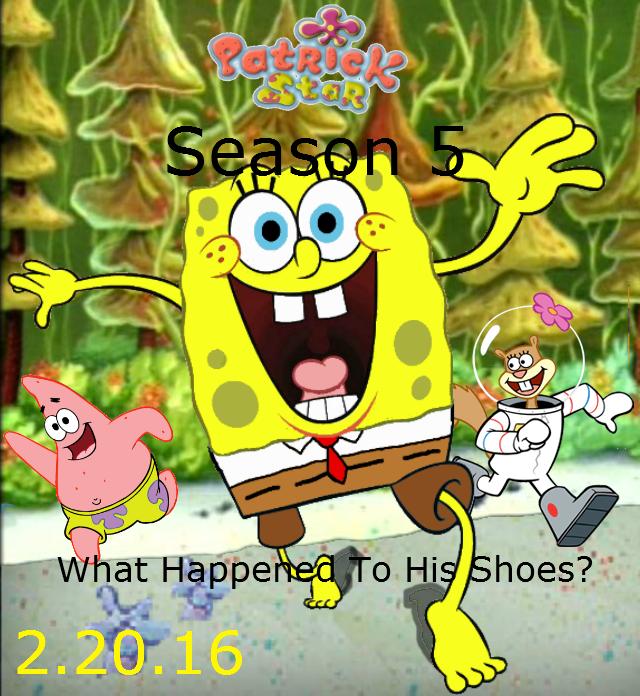 Patrick Star Season 5 Quest For The Shoes Spongebob Fanon Wiki