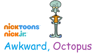 Awkward, Octopus (revived series logo)