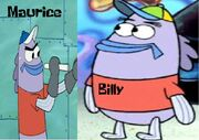 Maurice and Billy