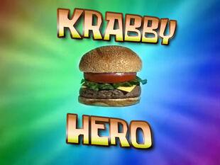Krabby Hero