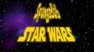 SpongeBob Star Wars