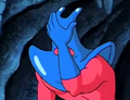 Manray is dissapointed
