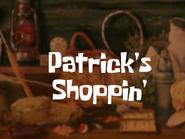 Patricksshoppin