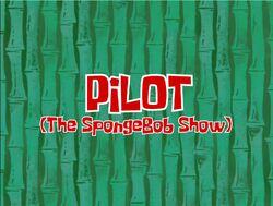 Spongebobshowpilot