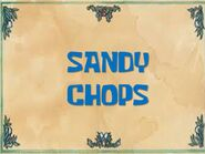 Sandychops