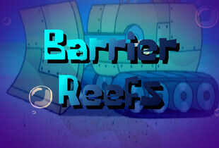 Barrier Reefs