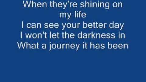 Journey leah salonga- lyrics