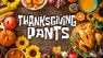 SpongeBob Episode - Thanksgiving Pants