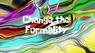 Changetheformality
