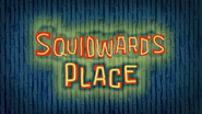 Squidward's Place
