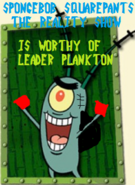 Worthy of Leader Plankton SB TRS